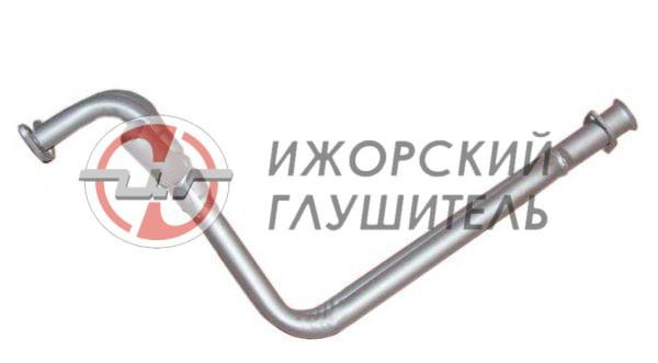 Труба приемная ВАЗ 1111 «ОКА» с фланцем Арт.136122