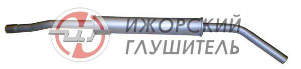 Глушитель дополнительный (резонатор) ВАЗ 21213 Арт.135856