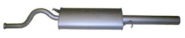 Глушитель основной ВАЗ 2110 старого образца до 2007г. класс SPORT Арт.135914