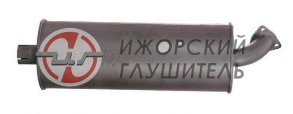 Глушитель основной УАЗ 3160 Арт.135952