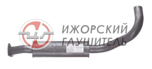 Глушитель дополнительный УАЗ 3160 Арт.135953