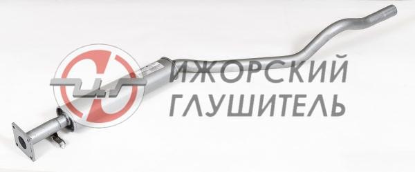 Глушитель дополнительный Daewoo Nexia (короткий) Арт.136023
