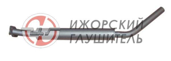 Глушитель дополнительный (резонатор) ВАЗ 21214 ЕВРО-2 Арт.136046