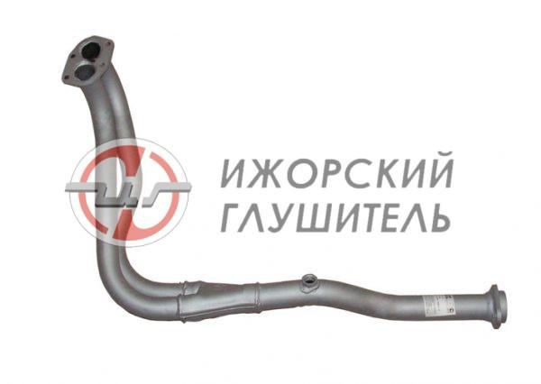 Труба приемная ВАЗ 21214 ЕВРО-2 с отв. под датчик Арт.136140