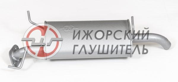 Глушитель основной KIA Spectra Арт.136150