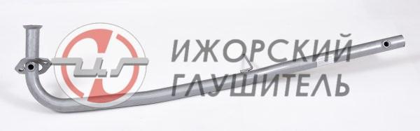 Труба приемная Renault Logan (2 отв. под датчик) Арт.136275