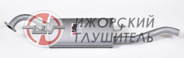 Глушитель основной Chevrolet Aveo Арт.136305