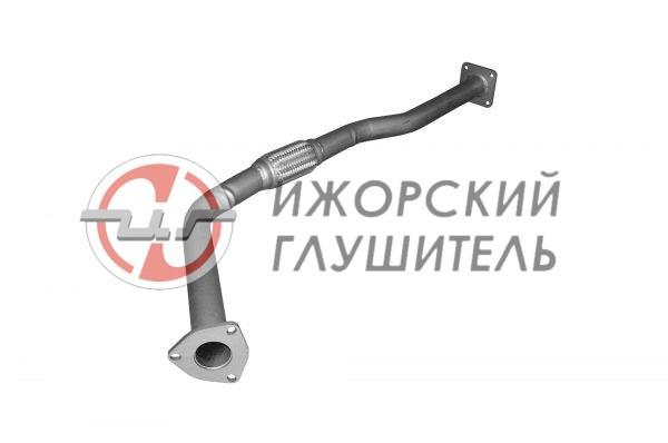 Труба приемная BAW 1065 ЕВРО-3 Арт.136310