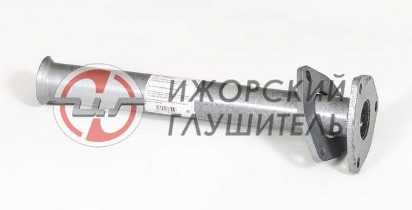 Труба-вставка (заменитель катализатора) Chevrolet Lanos Арт.136325