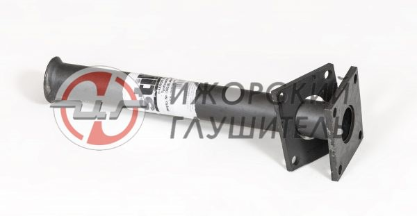 Труба-вставка Daewoo Nexia (заменитель катализатора) Арт.136326