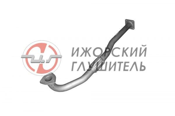 Труба приемная BAW 1065 (33460) ЕВРО-4 Арт.136331