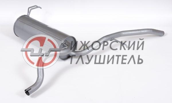 Глушитель основной FIAT Albea Арт.136346