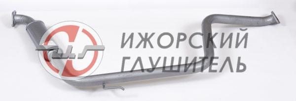 Глушитель дополнительный (резонатор) Chery Tiggo (передний привод) Арт.136355