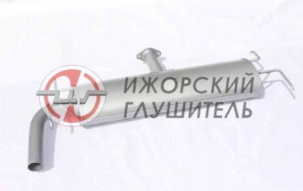 Глушитель основной LIFAN X60 Арт.136376