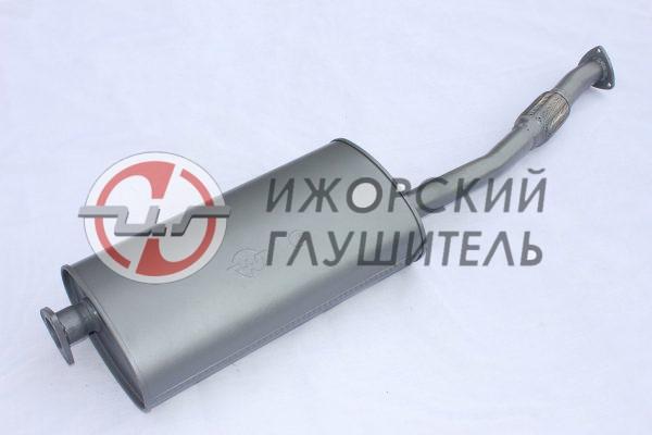 Глушитель основной УАЗ 315195 (дв. ЗМЗ 40904 Евро-3) Арт.136385