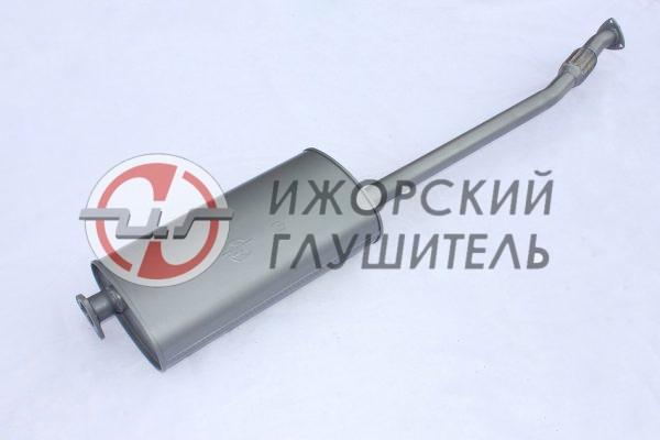 Глушитель основной УАЗ 3163 (Patriot) (дв.ЗМЗ 409 Евро-3) 2008-2010г. Арт.136386