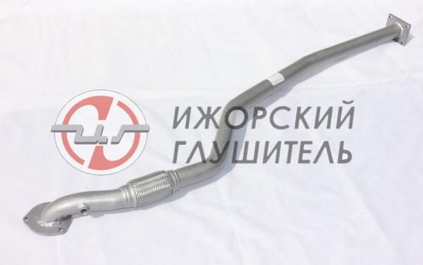 Труба приемная Daewoo Nexia (N150) Евро-4 Арт.136387