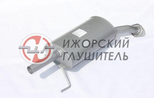 Глушитель основной Nissan Almera (N16) седан Арт.136388