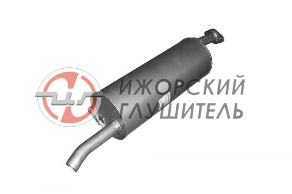 Глушитель основной Nissan Tiida (седан) Арт.136398