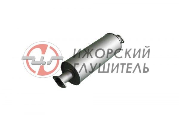 Глушитель (бочка) Isuzu NQR (дв. 4HK-1) Арт.136403