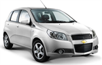 Chevrolet Aveo (хэтчбек)