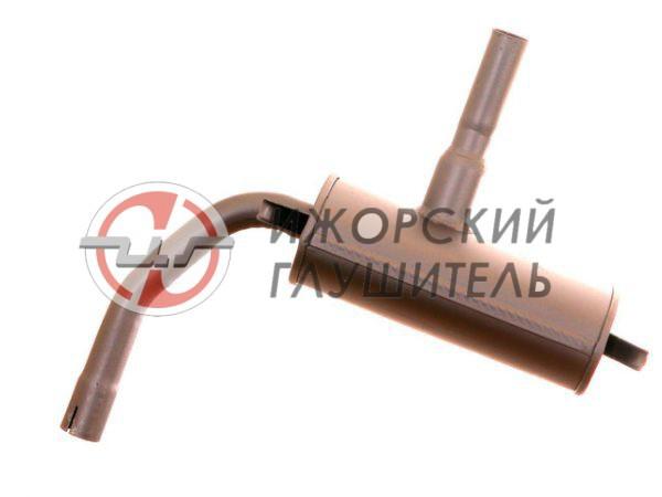 Глушитель основной ВАЗ 1111 «ОКА» Арт.135896