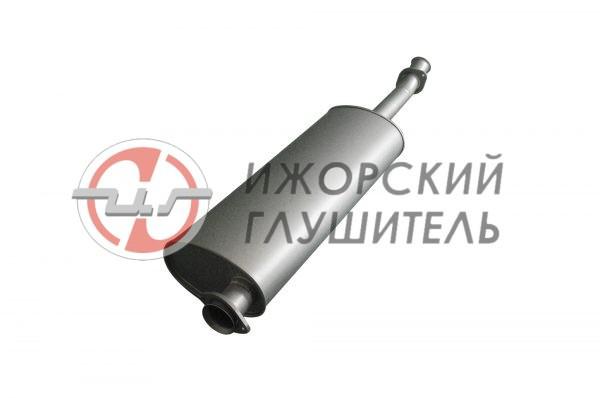 Глушитель ГАЗ 3302 «Бизнес» Евро-3,4 (дв. 4216/Cummins) стандартная база Арт.136426