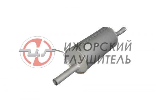Глушитель основной Renault Duster (передний привод) Арт.136453