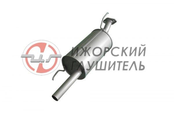 Глушитель основной Nissan Juke (дв.1.6) Арт.136470