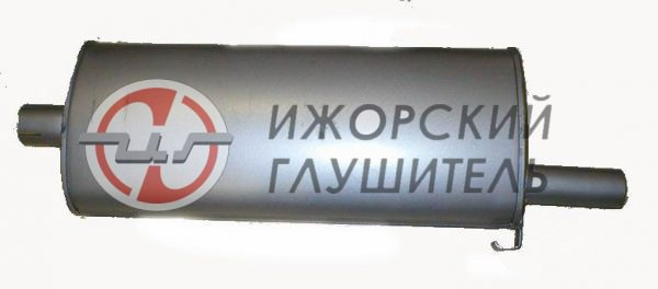 Глушитель основной Москвич 2141 Арт.135847