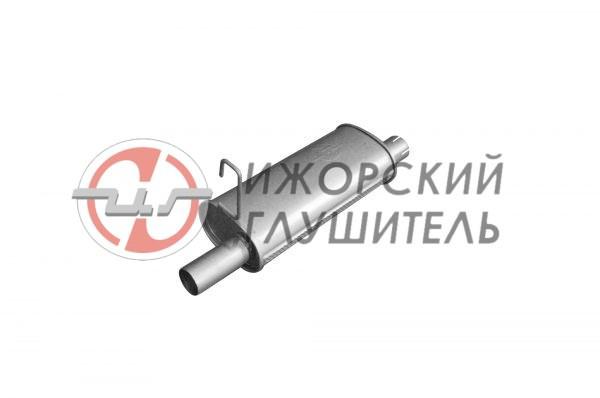 Глушитель дополнительный(резонатор) ГАЗ 2705 (дв.402) Арт.135900