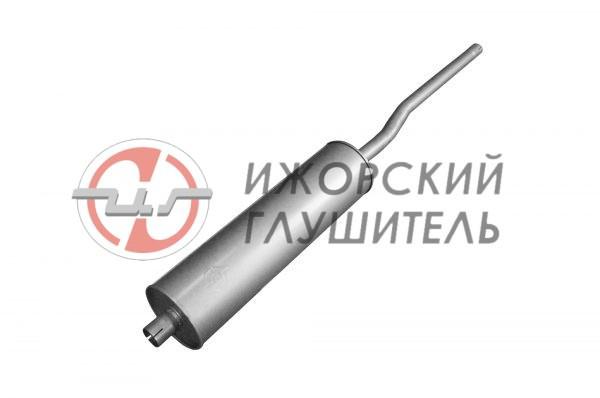 Глушитель-резонатор активный ГАЗ 3302 (дв.406) Арт.135962