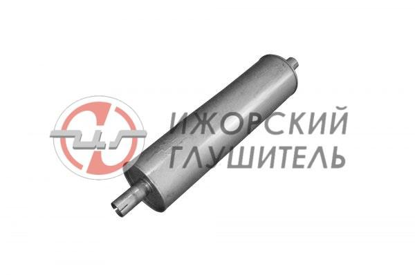 Глушитель ГАЗ-3302, 2705 нового образца (дв. 406) Арт.136102