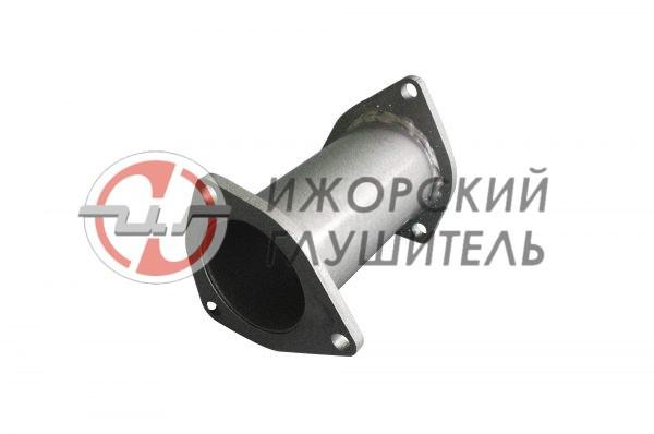 Труба-вставка Chevrolet Lanos / ZAZ Chance (заменитель вертикального катализатора) Арт.136465