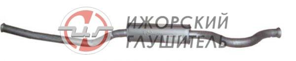 Глушитель дополнительный(резонатор) ИЖ 2126 Арт.135958