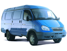 ГАЗ 2705 (ГАЗель - цельнометаллический фургон)
